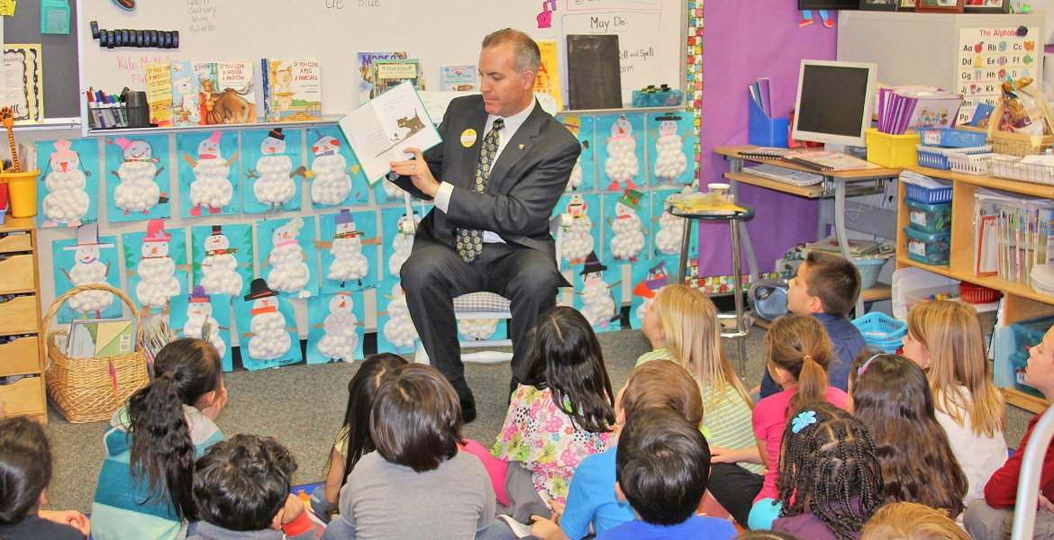 Rotary Read-In